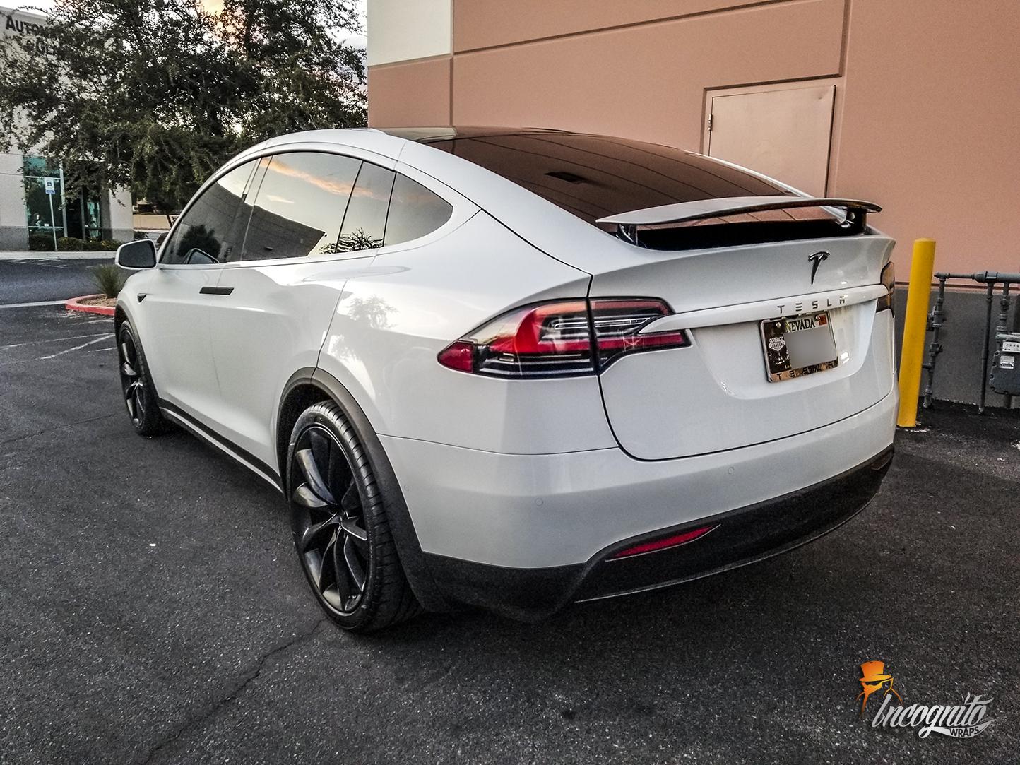 Tesla Full And Partial Wraps Incognito Wraps
