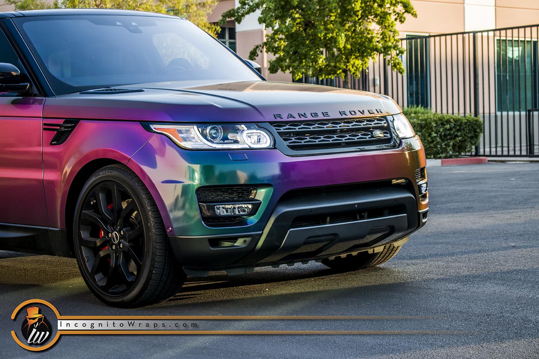 Range Rover Lightning Ridge