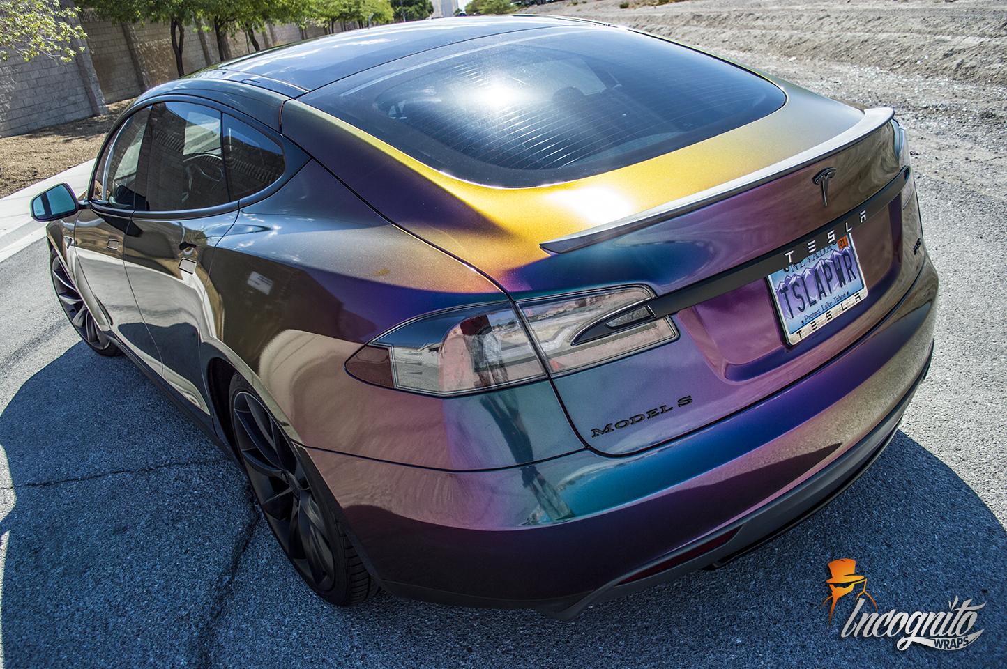 Tesla Model S Lightning Ridge
