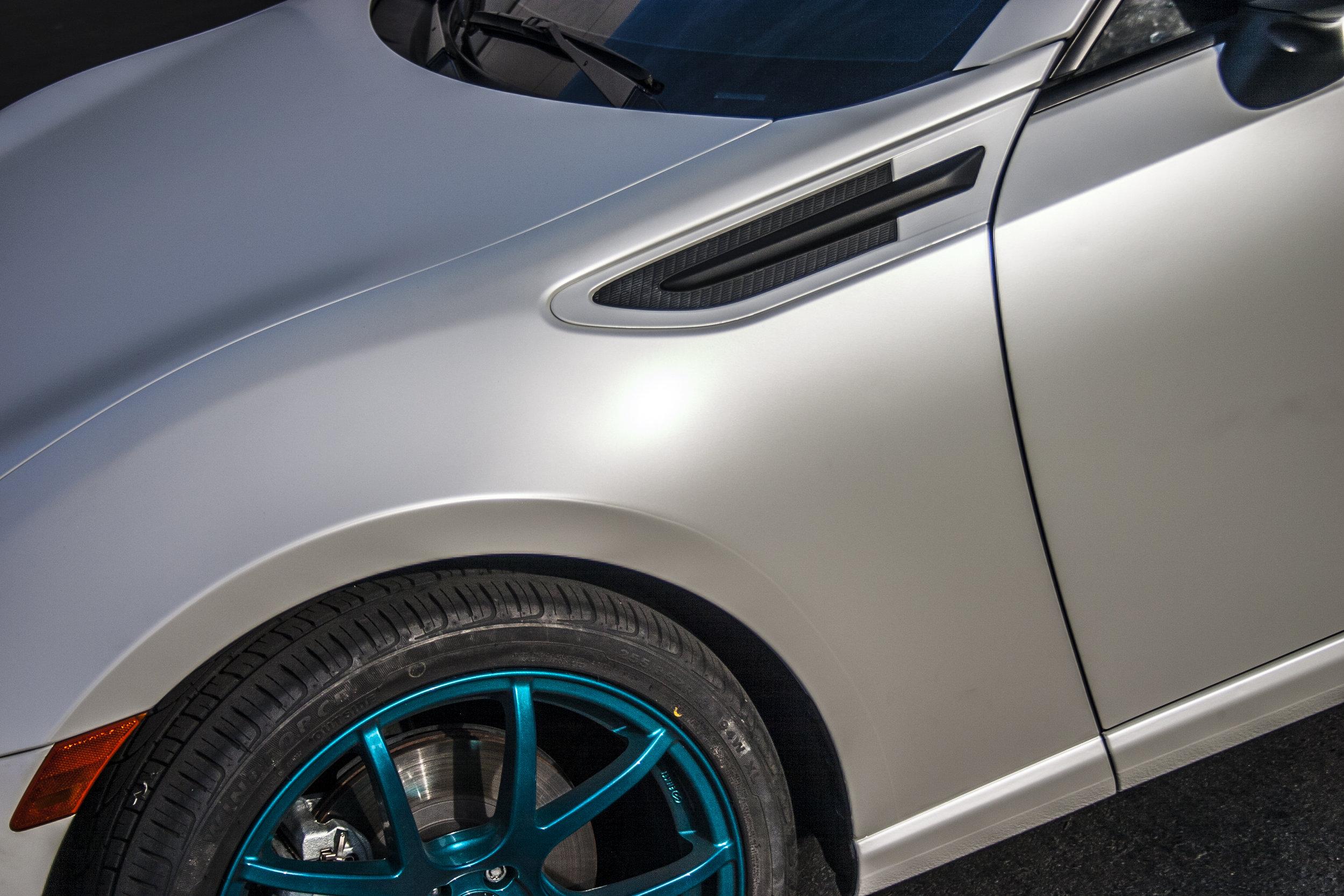 Subaru BRZ Satin Pearl White