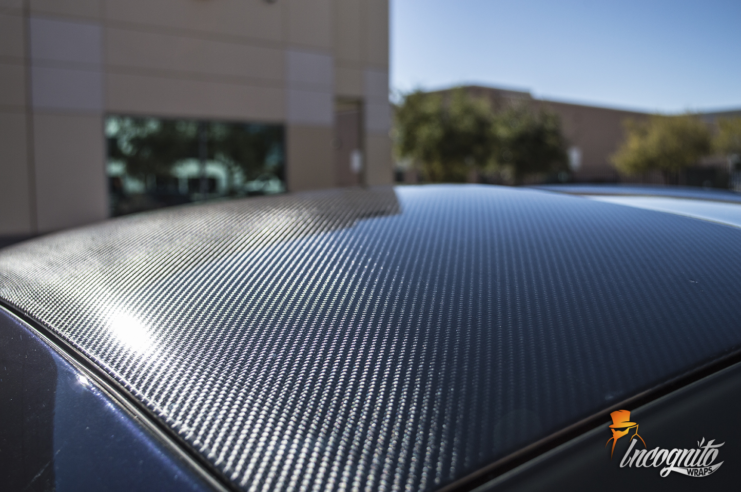 BMW Z4 Gloss Carbon Roof