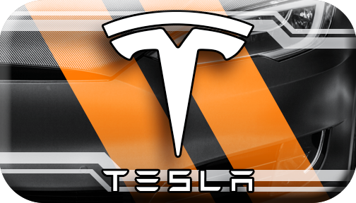 Tesla Color Change Vehicle Wraps