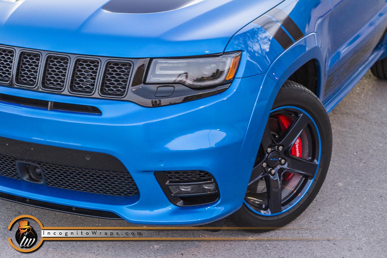 Jeep Grand Cherokee - Indulgent Blue