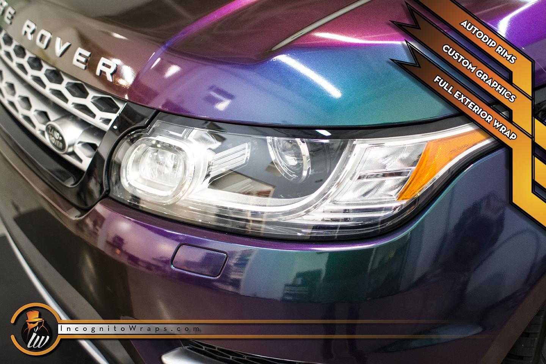Range Rover Sport - Gloss Lightning Ridge