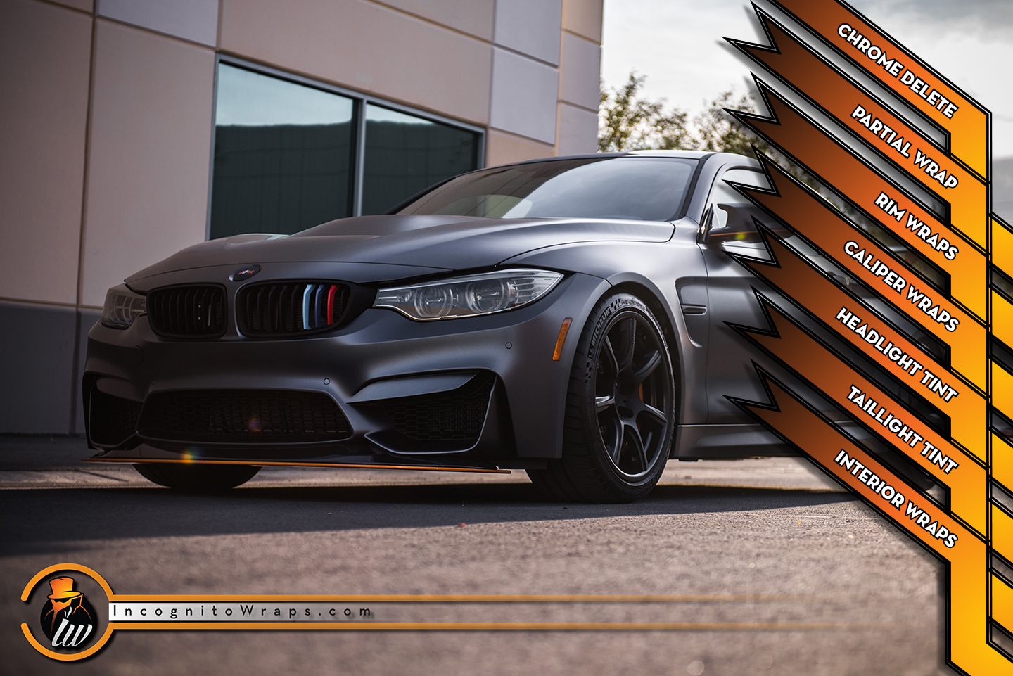 BMW M4 GTS - Carbon and Copper
