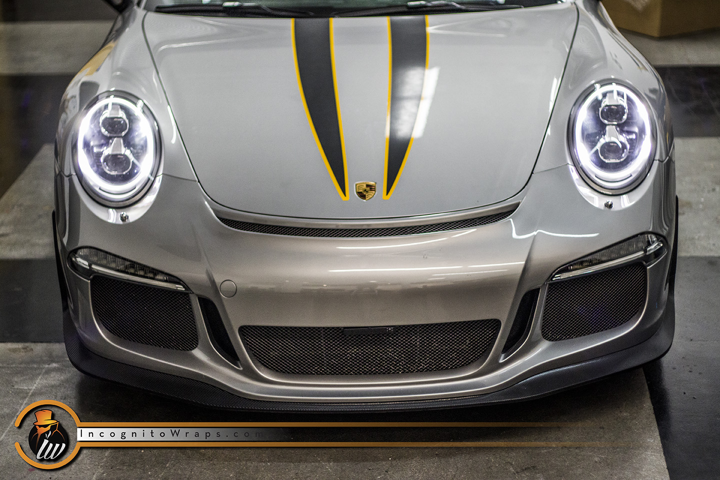 Porsche GT3 RS - Carbon Fiber Accents