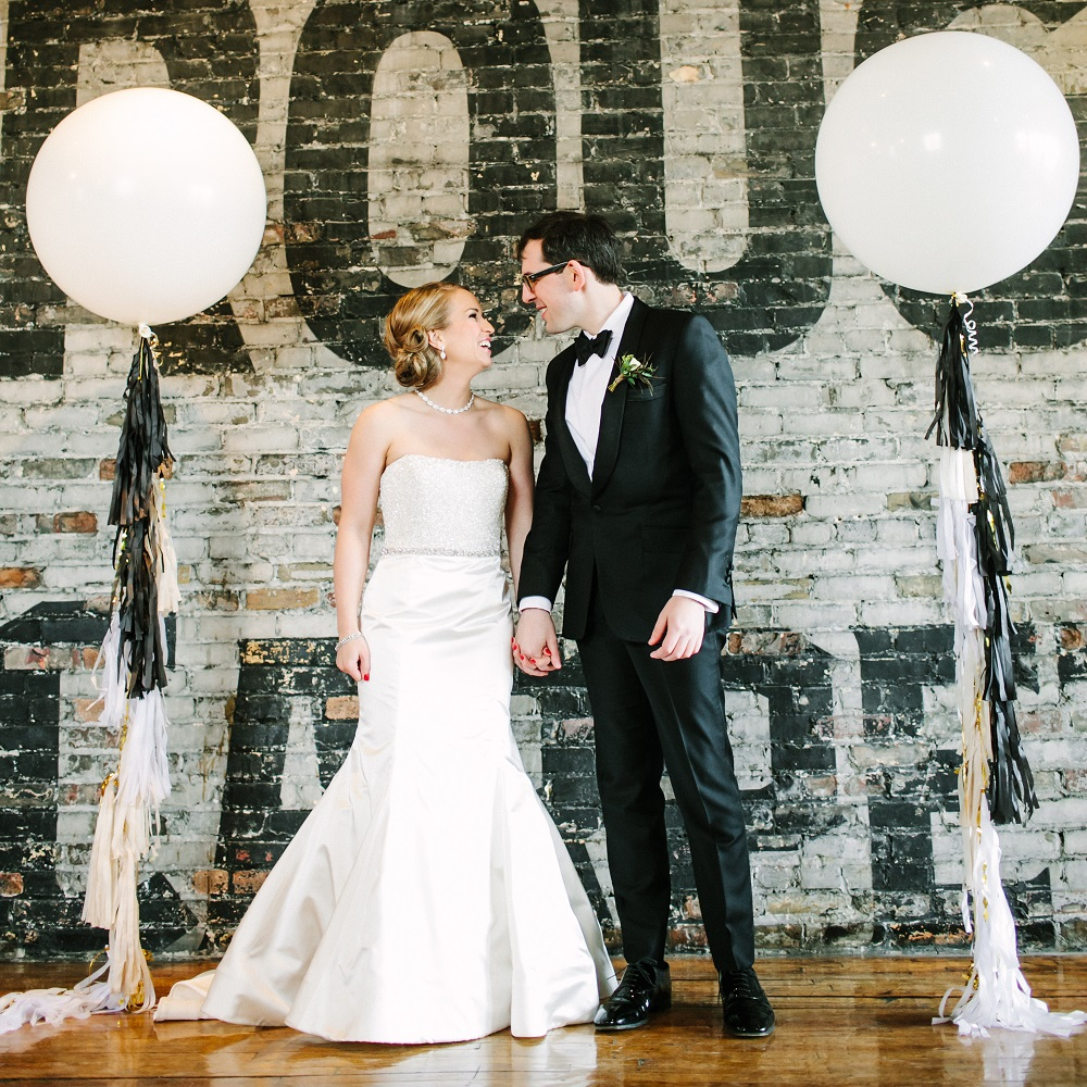 The Burroughes Building Wedding  | As seen on WeddingObsession.com Image by  A Brit & A Blonde