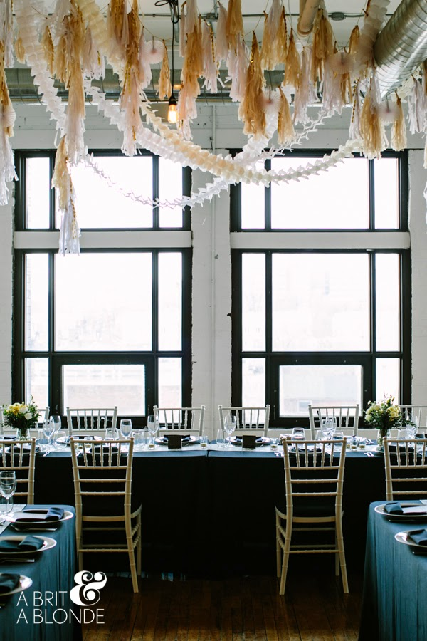 modern toronto jewish wedding by KJ and Co., geronimo balloon troopers wedding installation, the burroughes building wedding shot by a brit and a blonde