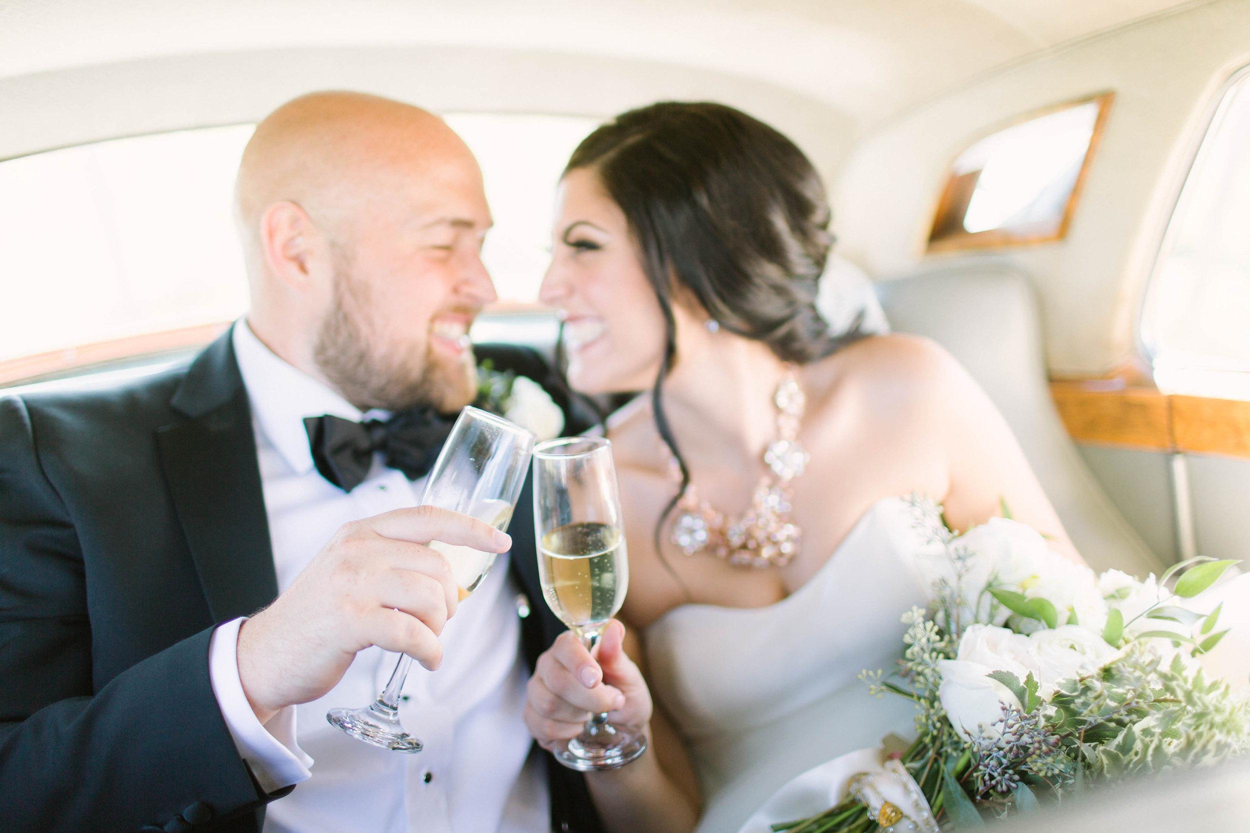 Liuna Gardens Wedding  | As seen on WedLuxe Image by  Elizabeth In Love