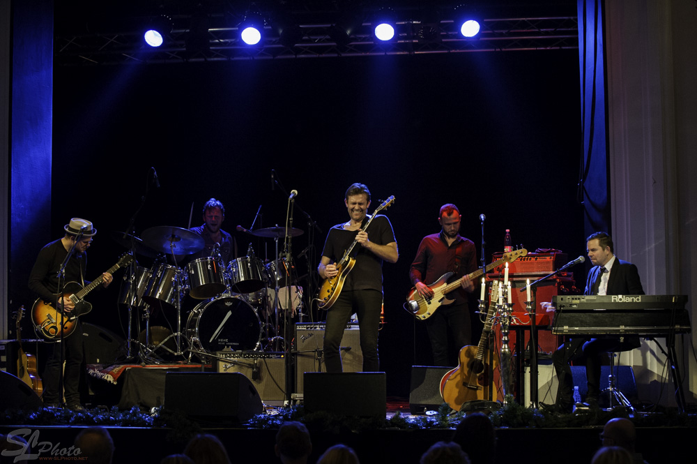 Mike Andersen and Band