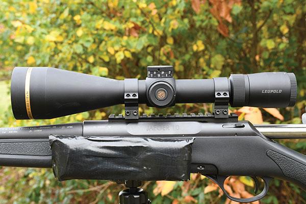 The  Leupold VX-5HD