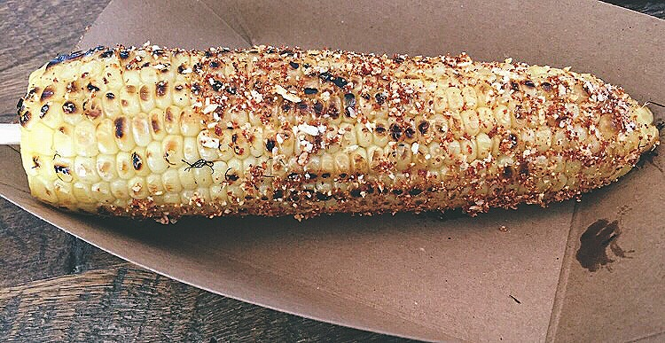 Best grilled corn on the cob I have ever had...