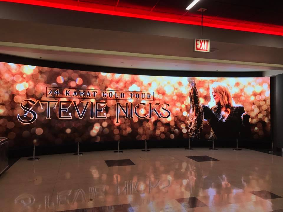 Stevie Nicks Show at United Center