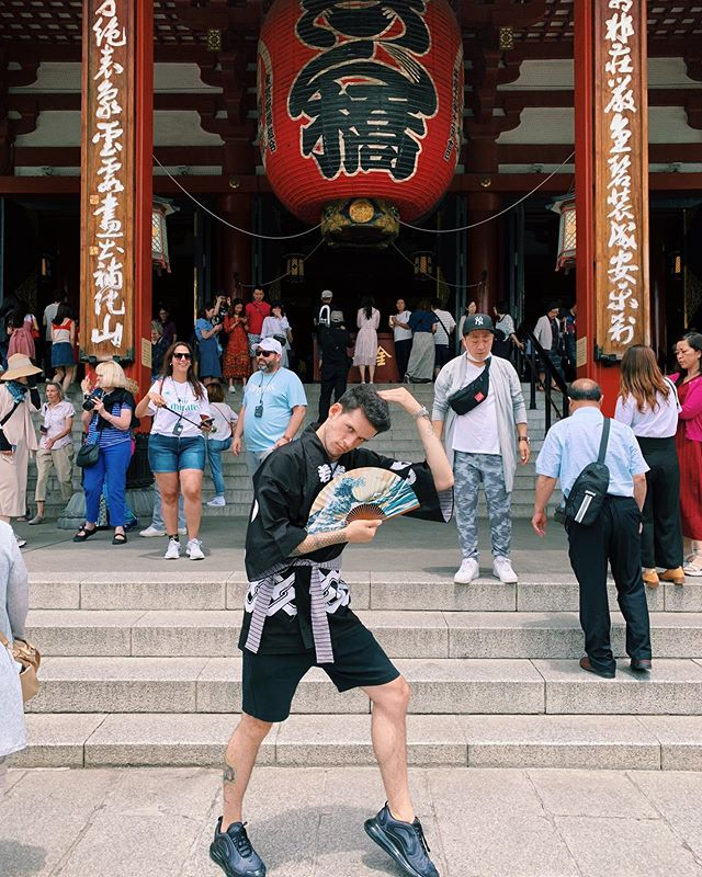 Turist Ömer Japonya'da 🏮⛩👘