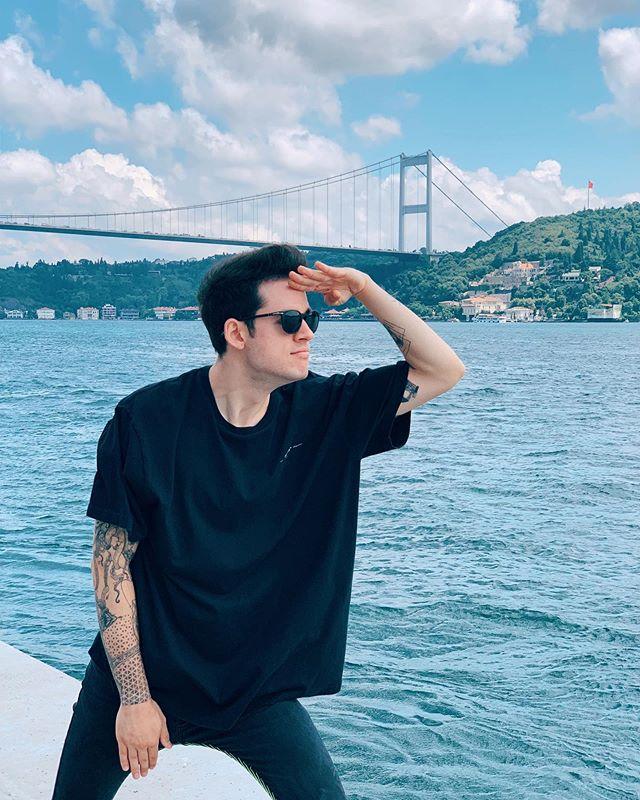Cağnım Boğaziçi.  Yarın buralar hep dünyanın en iyi yüzücüleriyle dolup taşacak. 31. Samsung Boğaziçi Kıtalararası Yüzme Yarışı 21 Temmuz Pazar Günü İstanbul'da düzenleniyor. Kaçırmayın! #Boğazdayız #2kita1yaris @samsungturkiye