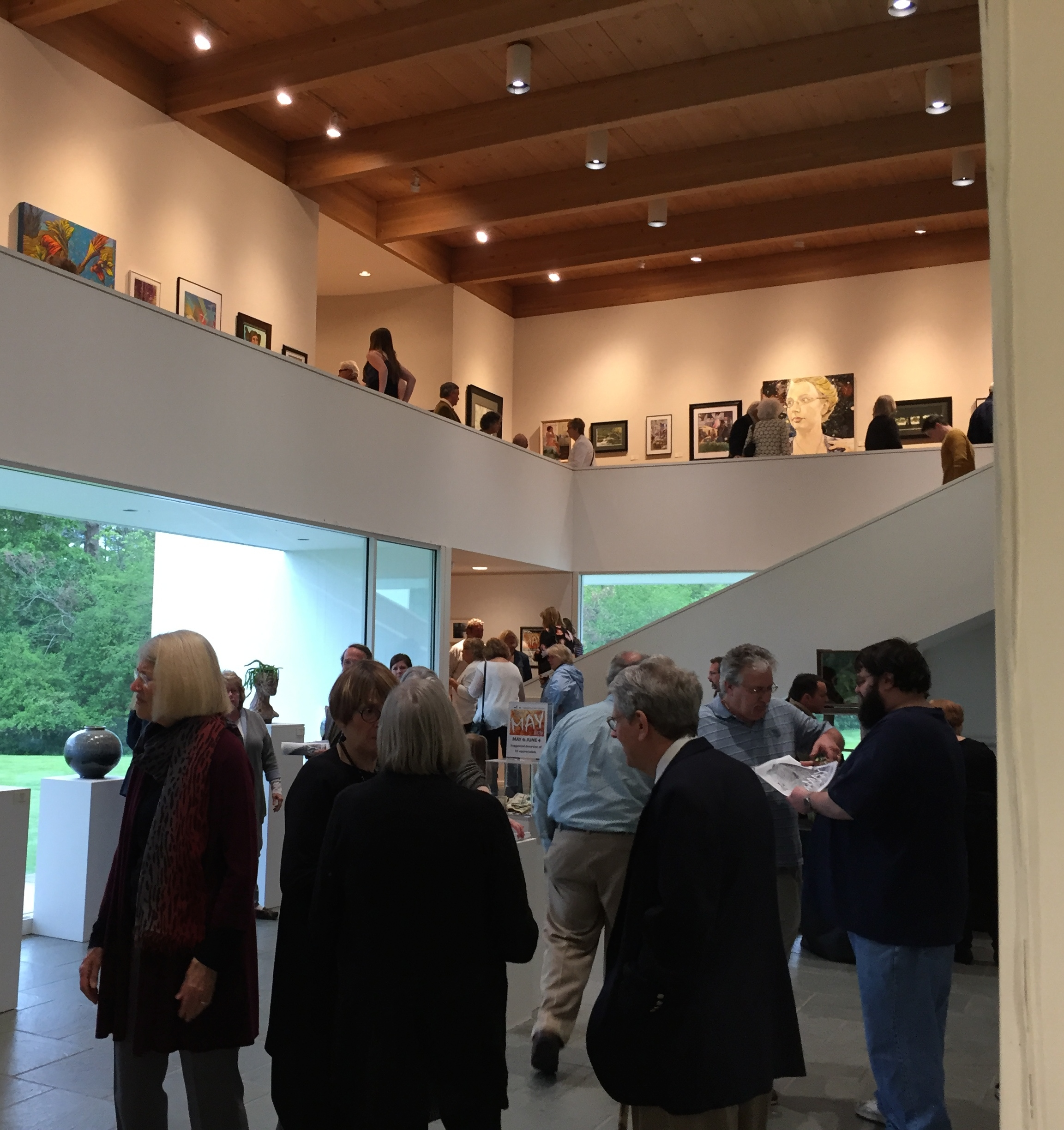 Mansfield Art Center's Opening of the 72nd Annual May Exhibition