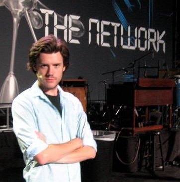 "Tom in ""The Network"""