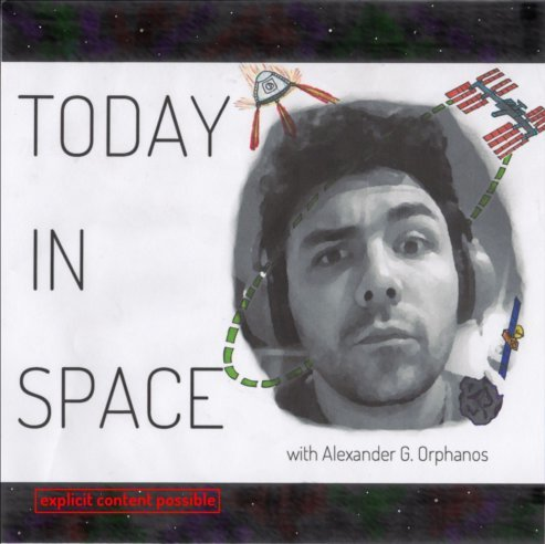 Today In Space, Radio Host, Jon Doherty, Engineer, On the Edge, Sound Engineer, Producer, Voice Actor, GAG Order Network, Radio, Performance, work passion, journey, human experience, Space, MarsOne, NASA, SpaceX, Mars, Aliens
