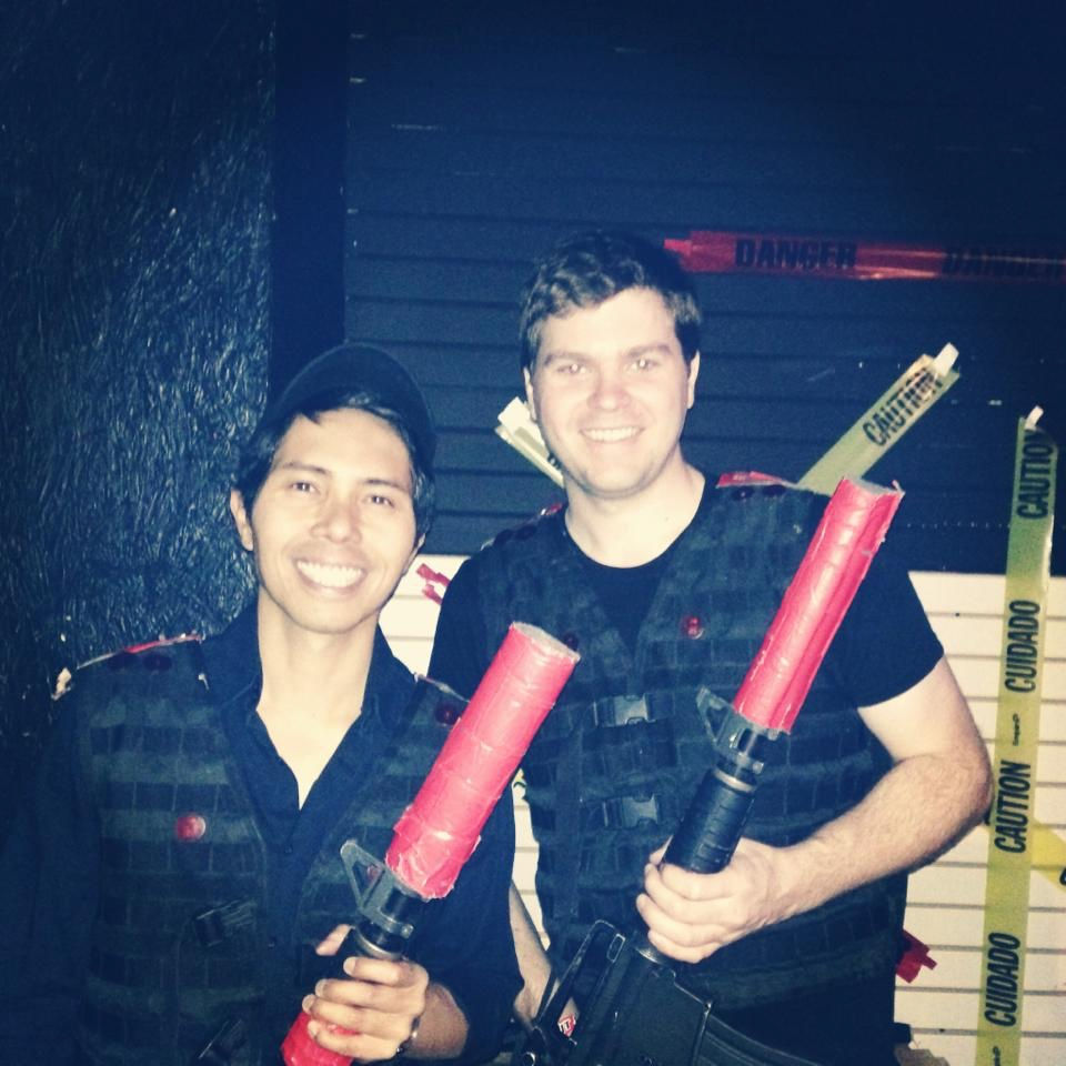 Lazer Tag in Queens