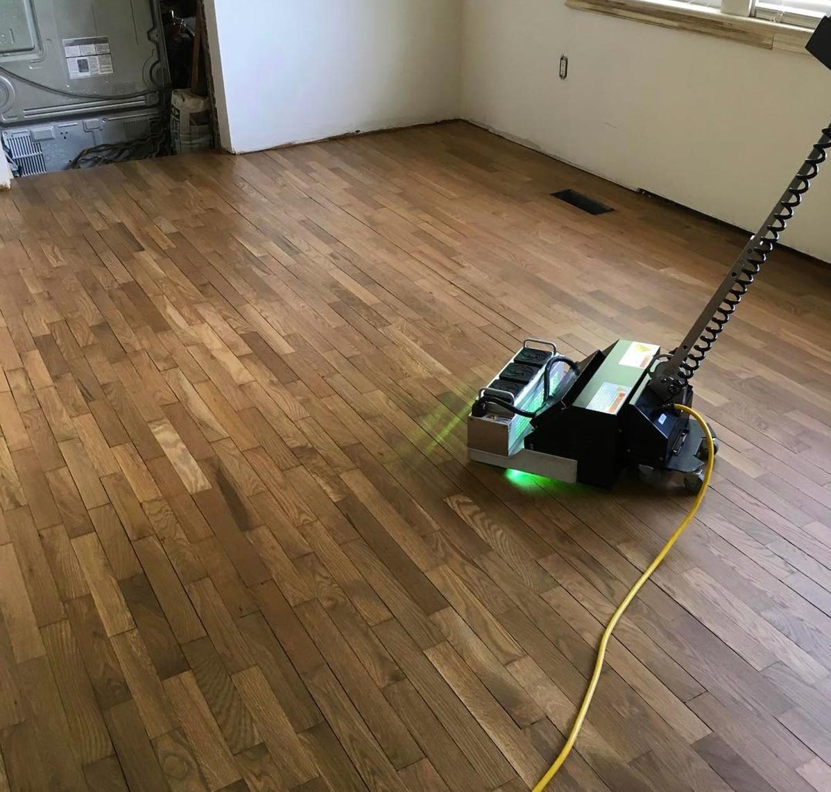 Brilliance Flooring UV Light Cured Floor