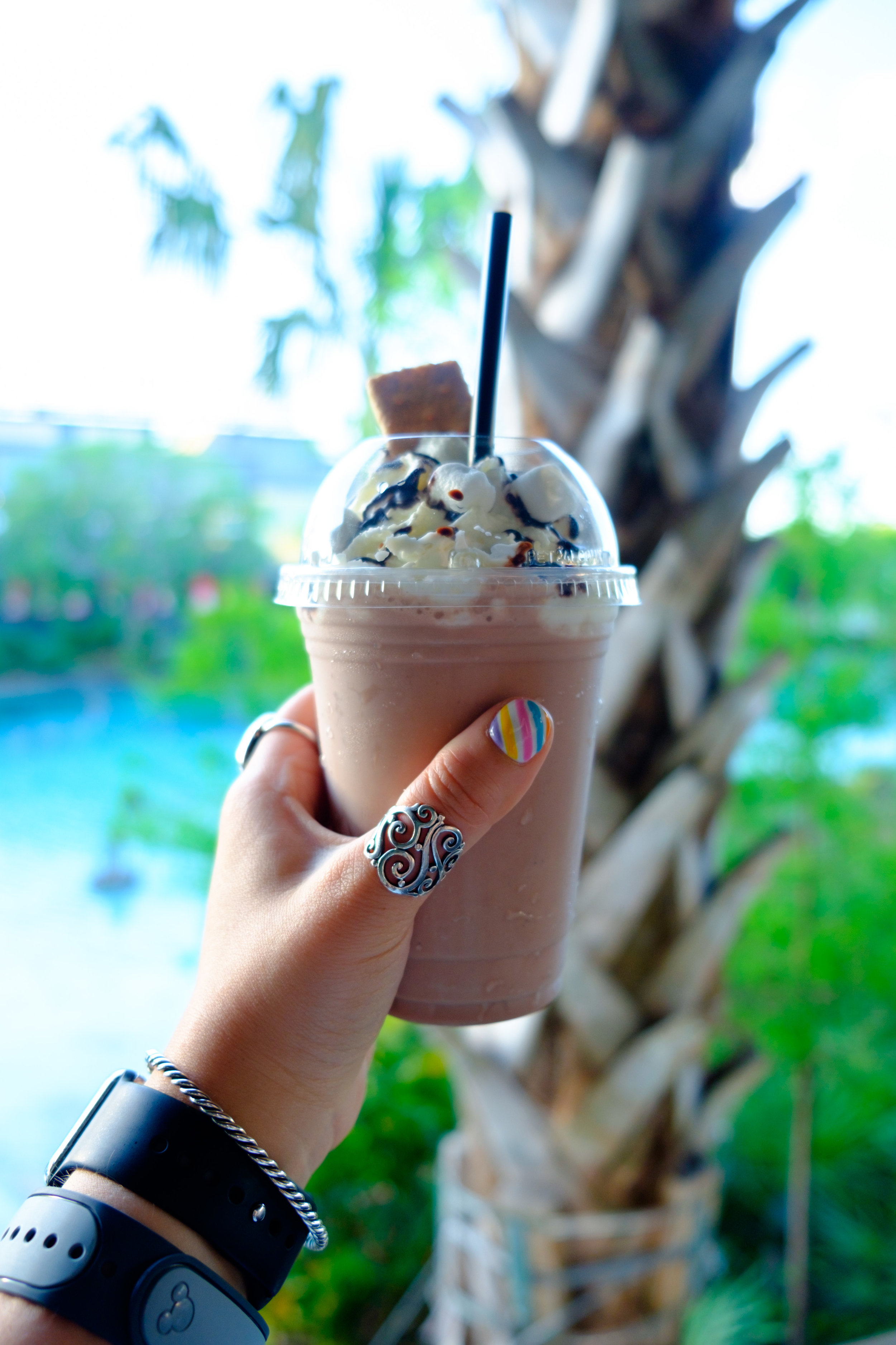 S'mores shake