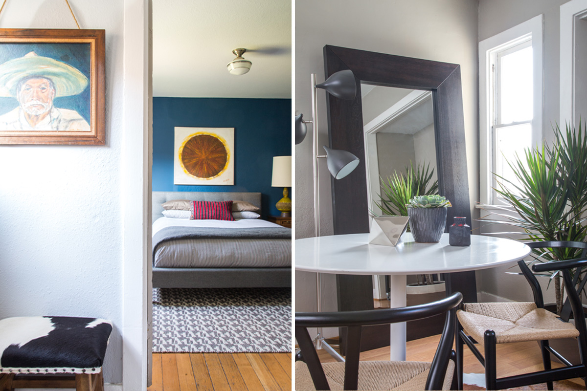 6 Masculine Bedroom Quaint Vintage Art Moroccan Pillow Dining Wishbone Chair.jpg