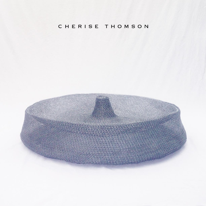 CHERISE THOMSON SCULPTURE | WHENUA | UNIQUE WIRE SCULPTURE