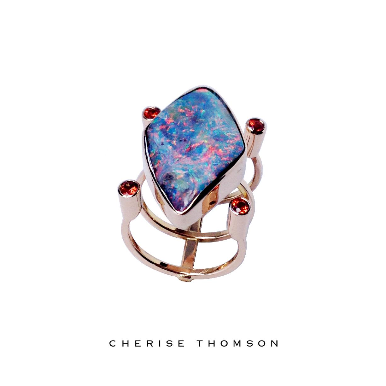 Cherise_Thomson_Jewelry_3_Band_Sapphire_Rose_Gold_Boulder_Opal_Ring_17021.jpg