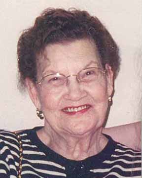 My inspiration, Bernice Hales
