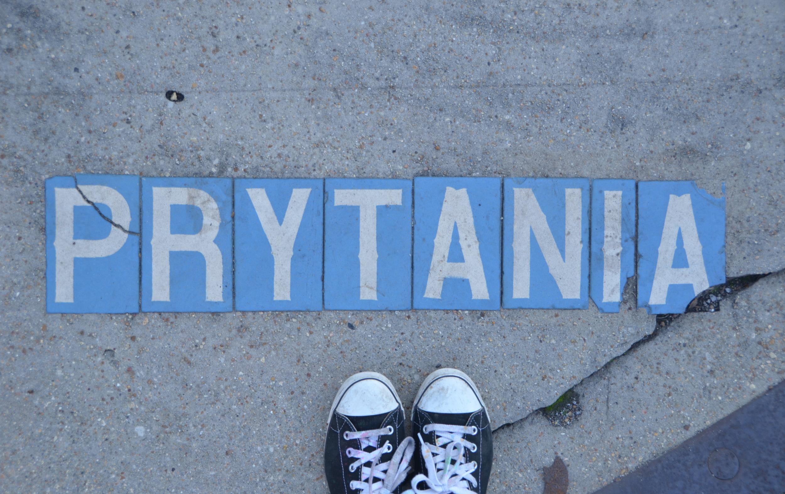 The Corner of Prytania and Joseph.