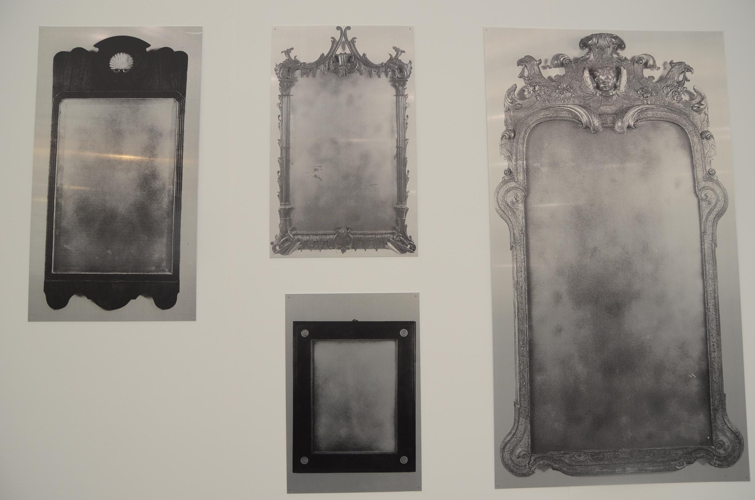 World Mirrors . Frieze New York, 2012.