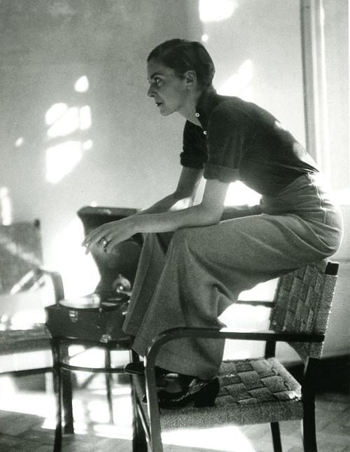 Lisa von Cramm, Berlin, 1934  by Marianne Breslauer.jpg