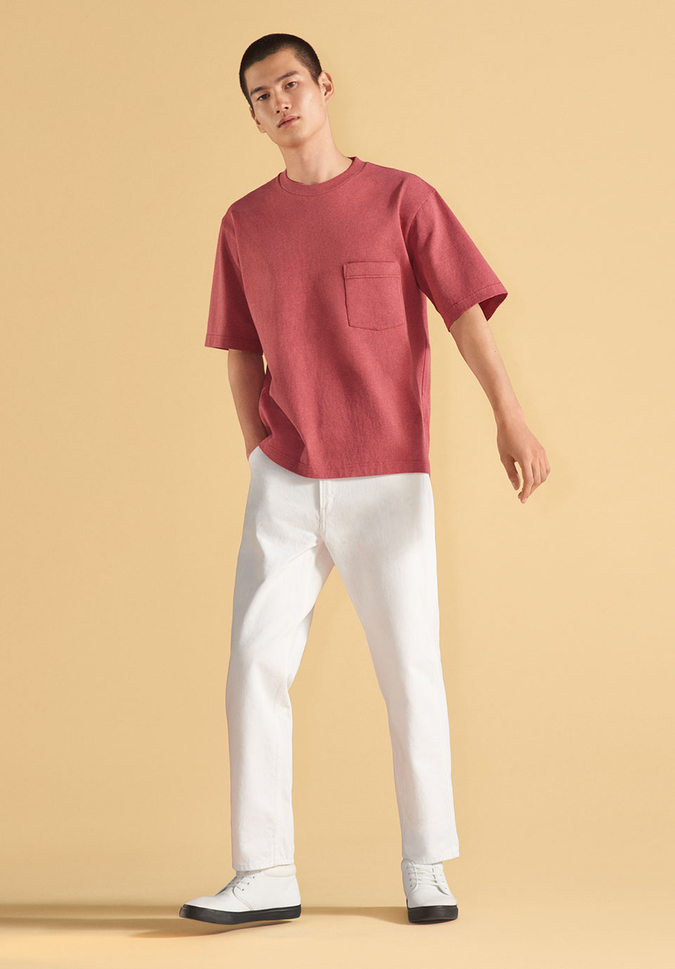 UNIQLO U by CHRISTOPHE LEMAIRE  CAMPAIGN IMAGE  SPRING/ SUMMER 2019