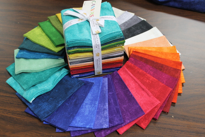 Fat Quarter Canvas Bundles