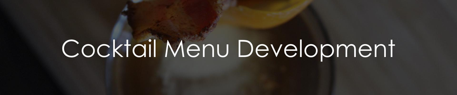 behind-the-wood-cocktail-menu-development