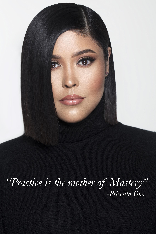 Priscilla Ono Makeup Course