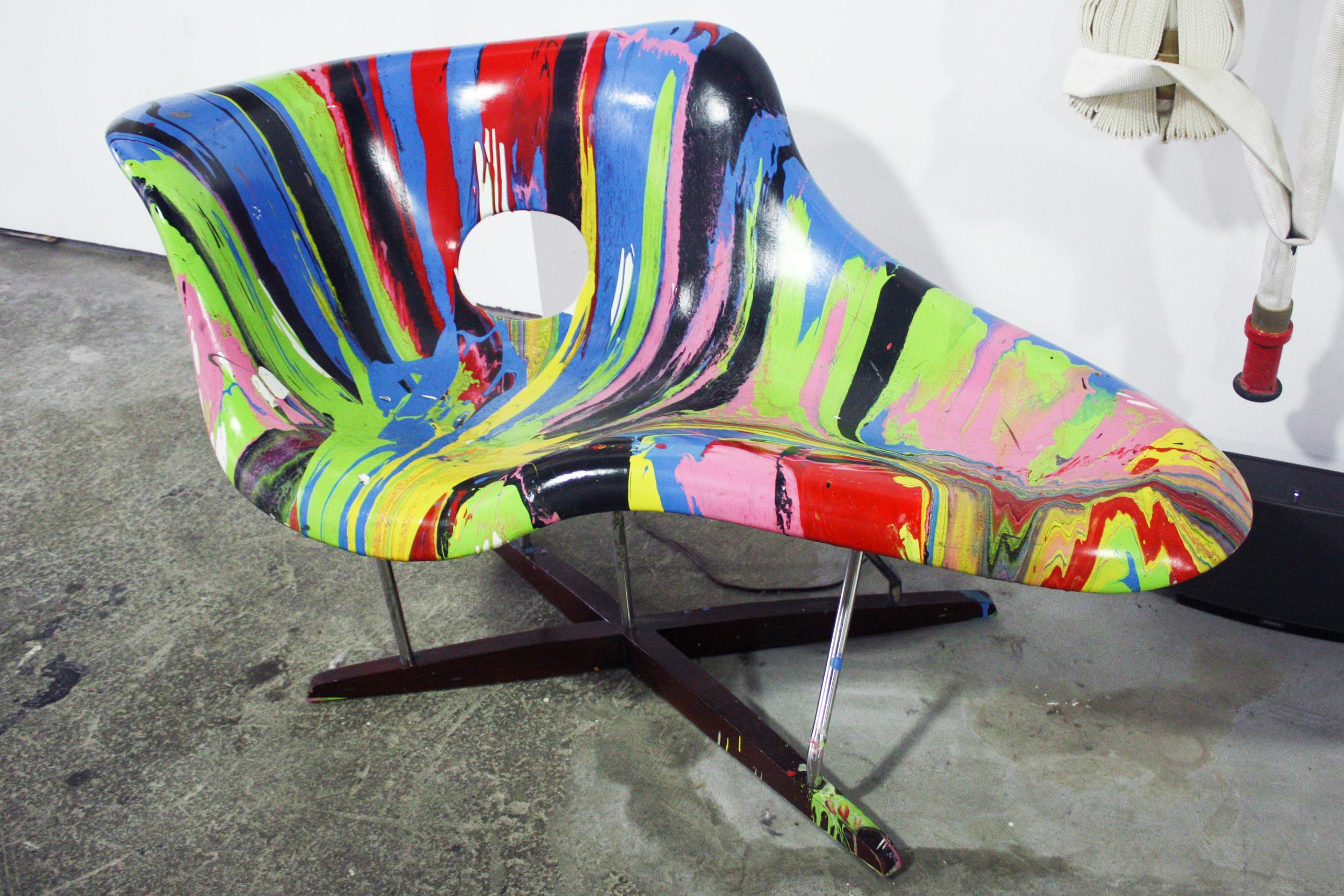 mr brainwash chair