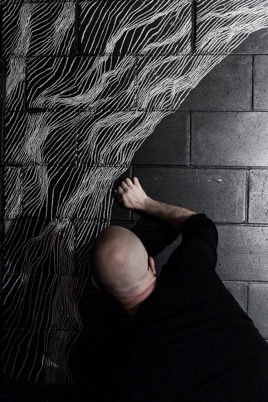 KEVIN TOWNSEND, PERCEPTUAL FIELD DRAWING (LONDON)— images: Marco Berardi