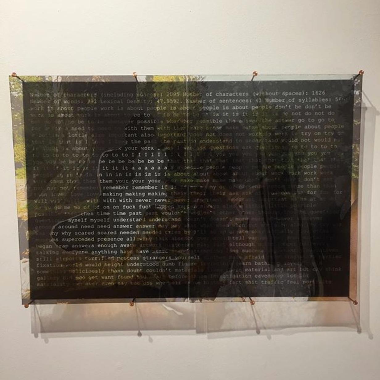 work by: Gina Mudge