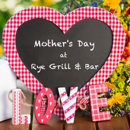 Mother's Day Rye Grill