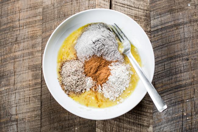 an easy gluten-free Giant Buckwheat Pancake recipe | edibleperspective.com