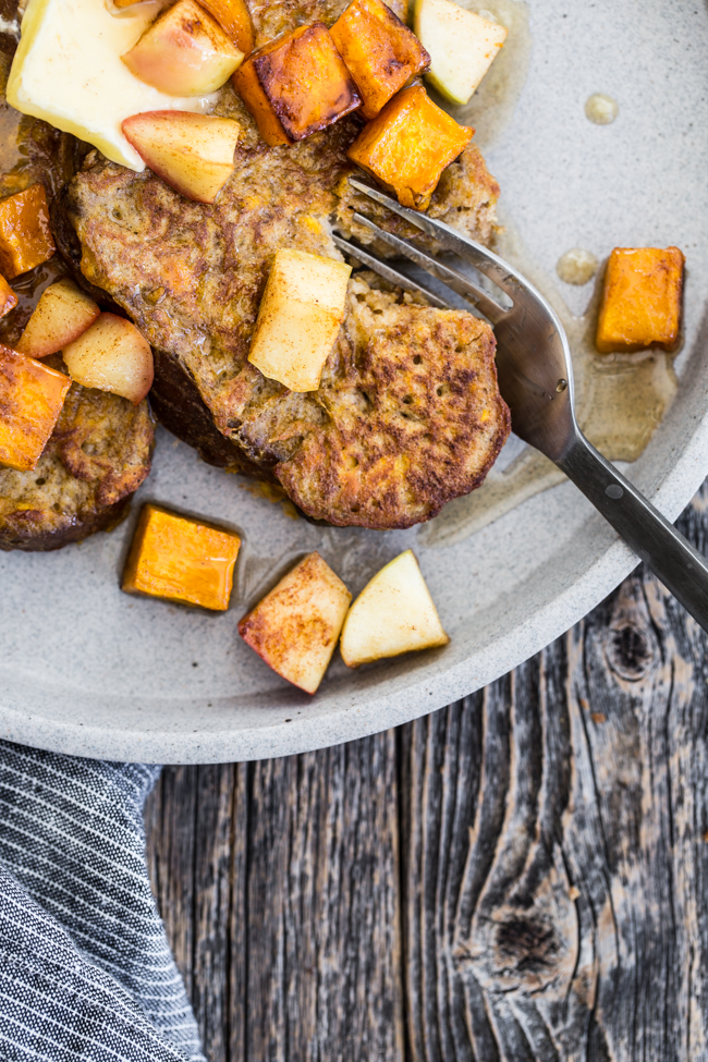 Butternut Squash French Toast | Edible Perspective