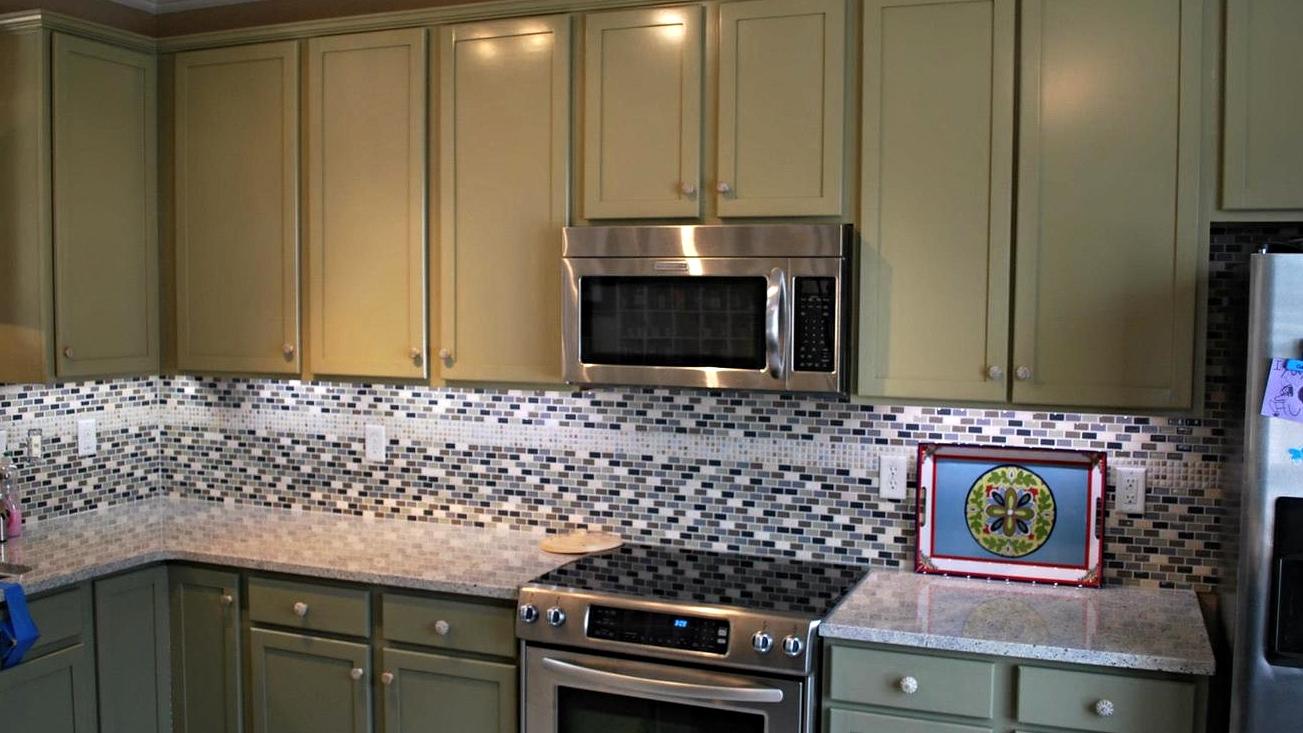 Kitchen Remodel in Virginia Beach