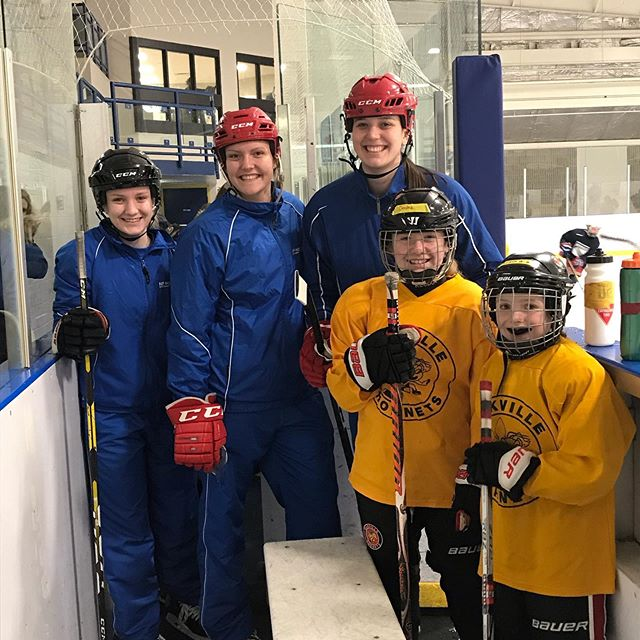 You will find these amazing role models, leaders & fantastic players working with kids at our camps this summer ☀️ 🏒 #collingwood #bluemountainvillage #oakville #burlington #hockey #camp