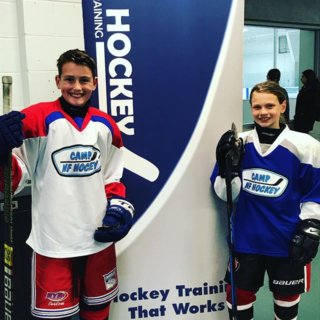 Pretty excited for our new snazzy jerseys for our super duper camps. Also these cool cats are not just models but also some dynamite players attending this summer. We've got a couple of more surprises coming for our summer camps 😎 #bluemountain #collingwood #summercamp #summer
