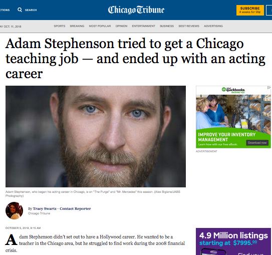 Chicago Tribune -