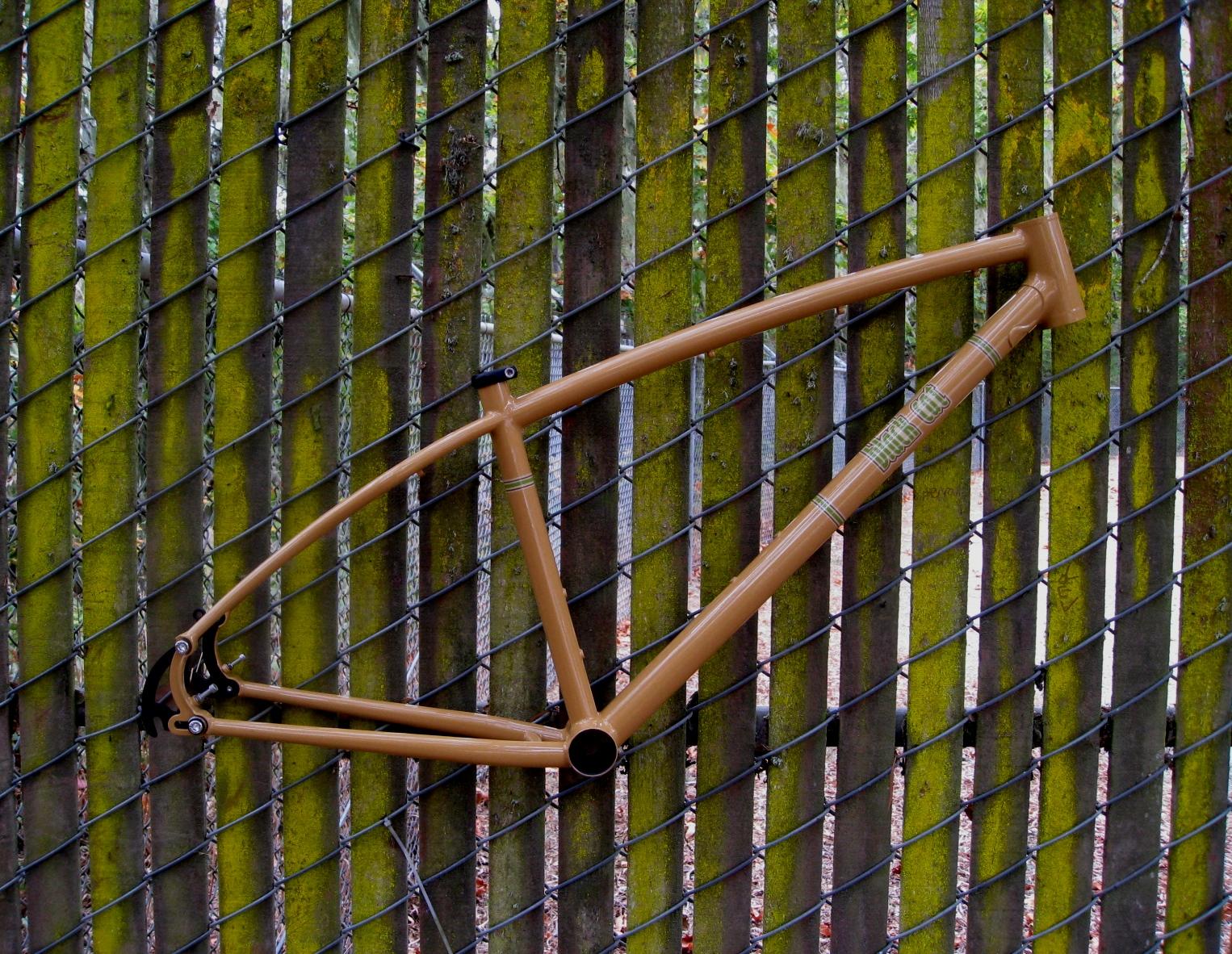 Viola! A frame.