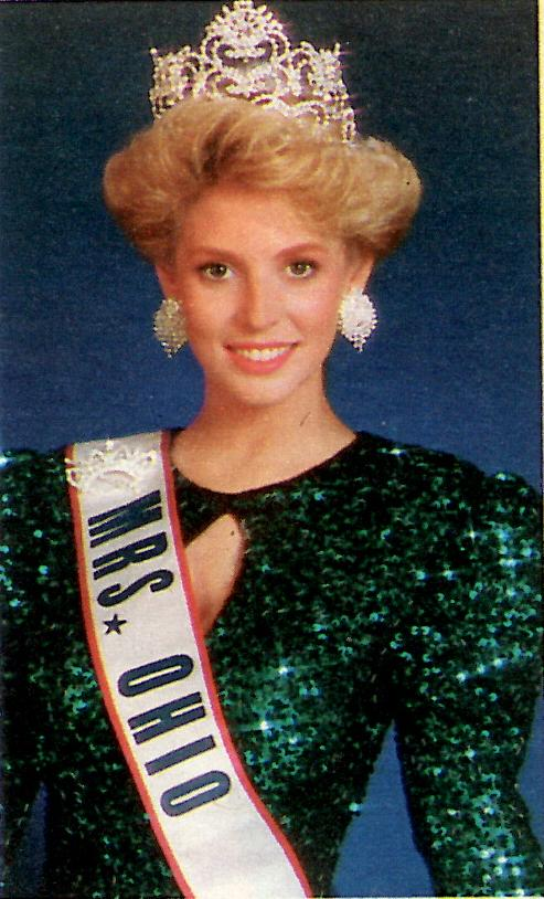 Mrs. Ohio America 1991
