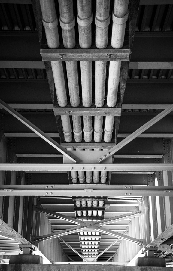 Pipes Under The Bridge