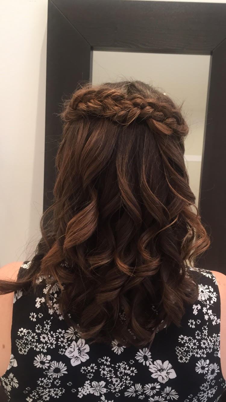 Braided half up half down style at GS Blow Dry Bar, Greenwich, CT.jpg